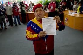 El sucesor de Chávez.
