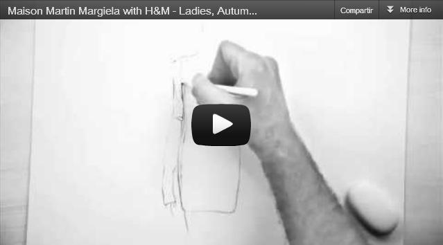 H&M; y Maison Martin Margiela