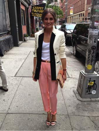 "Una ""it girl"", Olivia Palermo"