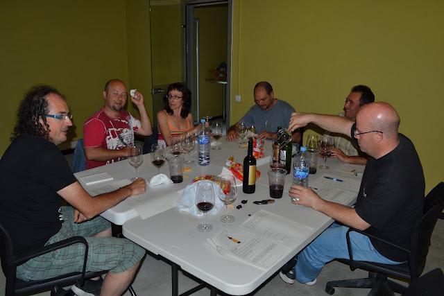VINOSCOPIO: CATA DE GARNACHAS