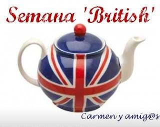 Semana British en el blog Carmen y amig@s