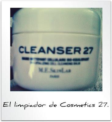 Cleanser 27: El bálsamo calmante.