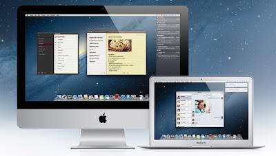 Novedades de OSX Mountain Lion