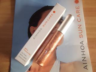 Mi Lip gloss SPF10 de Ainhoa Sun Care