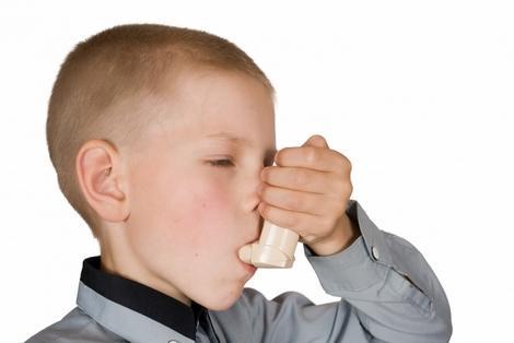 Los niños con asma en mayor riesgo de desarrollar culebrilla
