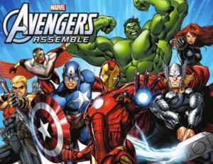 Jeph Loeb dice que Avengers Assemble será una serie con el tono y el sentimiento de la película Los Vengadores