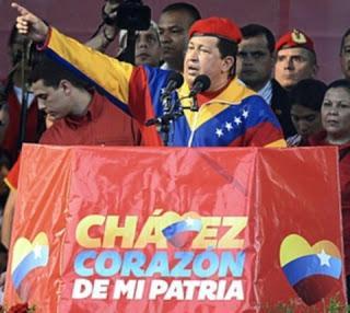 Chávez anunció los cinco objetivos de su programa para el próximo periodo de presidencia [+ video]