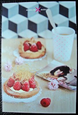 Receta de Tartaletas de Frambuesa y Caramelo