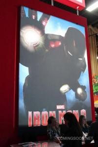 Primer póster oficial de Iron Man 3 en la Licensing Expo 2012