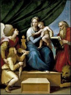Último Rafael en el Prado