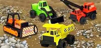 Hundir la flota, Candy Land y ahora, ¡Camiones!