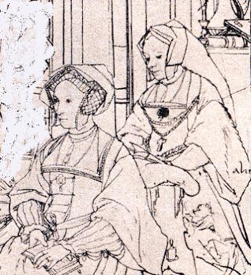 Carta a Enrique VIII de la familia de Thomas More