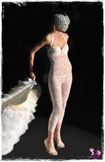 Colección 2013 lencería novia Emperatriz