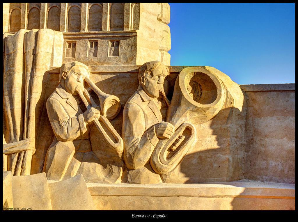 La Orquesta de Arena de la Barceloneta