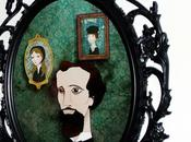 Exposición Personajes escenarios Charles Dickens