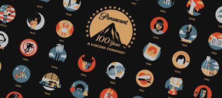 Paramount Pictures cumple 100 años