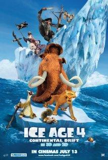Cine | La Era de Hielo 4 (Ice Age: Continental Drift)
