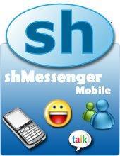 ShMessenger Chat Facebook MSN Gtalk Yahoo