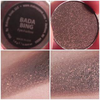 Bada bling: Ahumado clásico con un toque de primavera