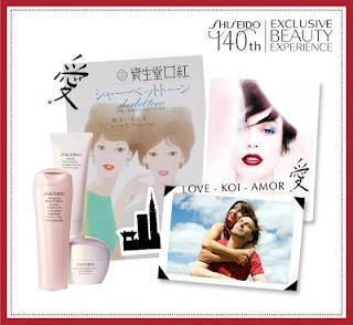 Beauty Experience con Shiseido ¿Te animas?
