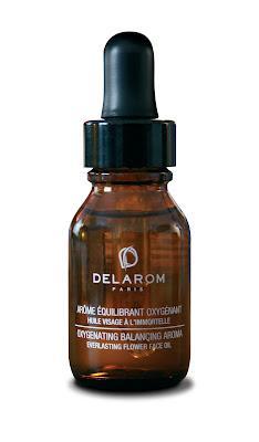 Aceite facial DELAROM