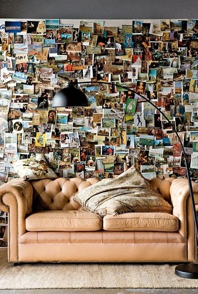 I LOVE DECO: ¿CÓMO DECORAR CON FOTOS?