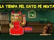 tienda gato Mixta abre puertas