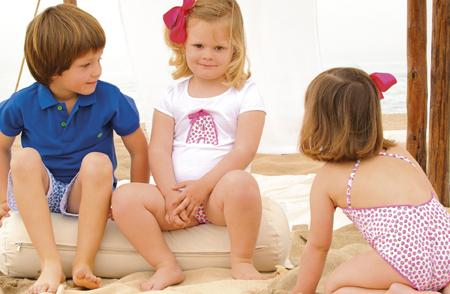 Especial moda baño infantil, Pasito a Pasito
