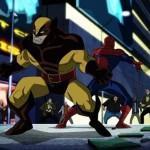 WOLVERINE, SPIDER-MAN