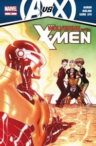 Portada de Wolverine and the X-Men Nº 17