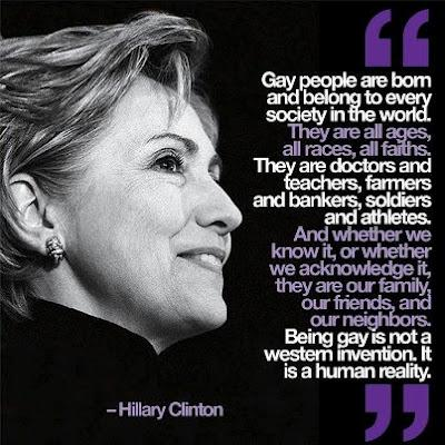 Hillary Clinton graba un vídeo para celebrar el Orgullo LGTB