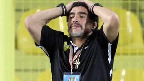 Amando a Maradona: El Al Muharraq le arruinó el sueño de ser campeón