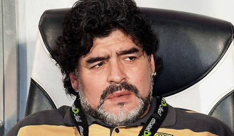 No lo puede creer. El Al Wasl de Maradona perdió una final increíble