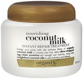 Nourishing Coconut Milk de Organix Instant Repair Treatment ( tratamiento reparación instantáneo )