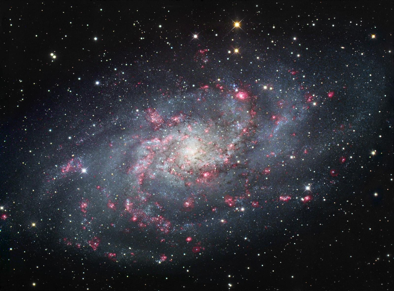 Robert Gendler – Nebulosas y galaxias - Paperblog