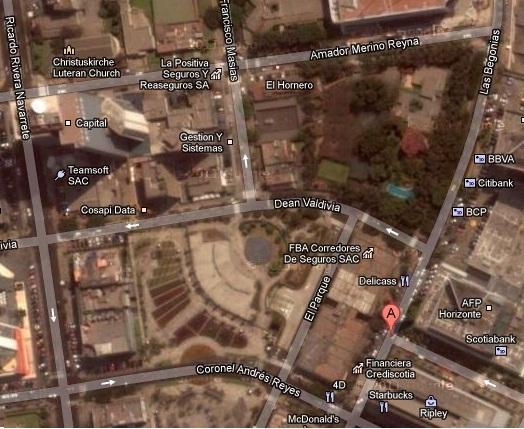 LimaComics 2012 sera gratis y en pleno corazon de San Isidro