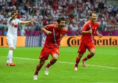 Euro 2012: Las Notas de la jornada 5