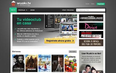 Rakuten compra Wuaki TV