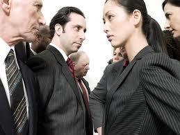 Área de resolución de conflictos, poniendo los problemas internos sobre la mesa
