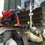 ASM - Spidey Car Chase Through Manhattan