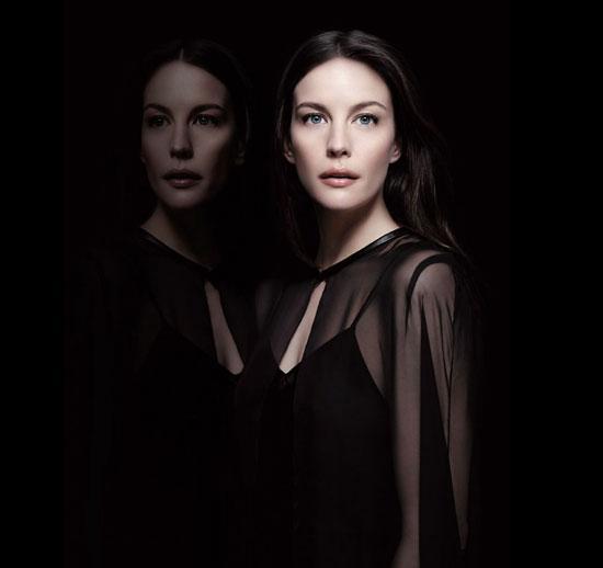 modelo tonos Eclat Matissime de Givenchy