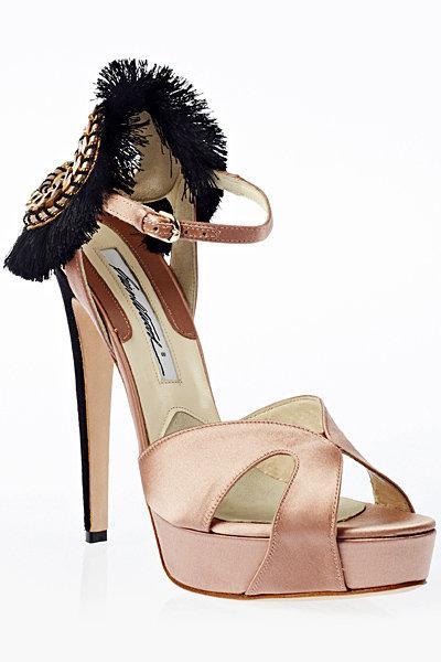 Brian Atwood Vanity Sandals Photograph