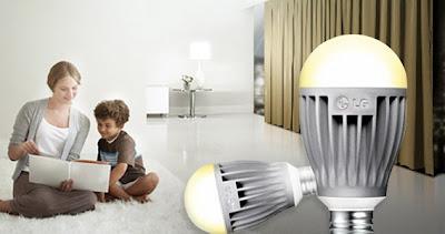 LG entra en el sector de la iluminación