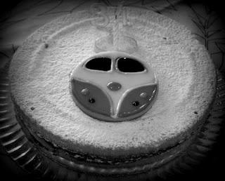 tarta con galleta volkswagen