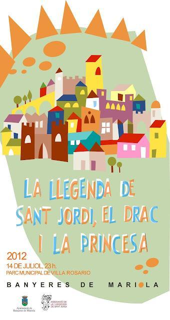 Bañeres. Feria y Fiestas de La Malena 2012 - Mercado Medieval
