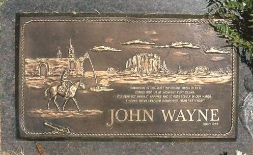 La última película: John Wayne