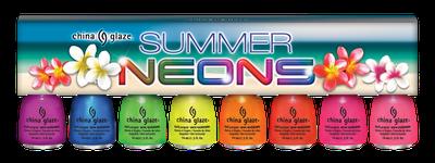 Summer Neons, lo nuevo de China Glaze