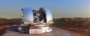 Arranca la construcción del mayor telescopio del mundo