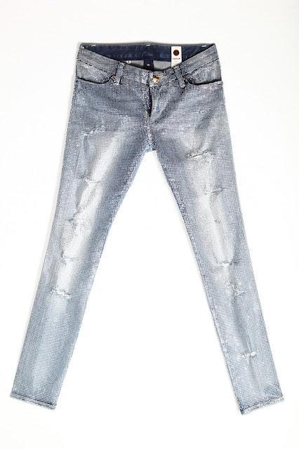 Unos jeans de lujo