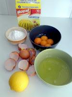 Merenguitos de limón